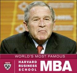 Bush-mba