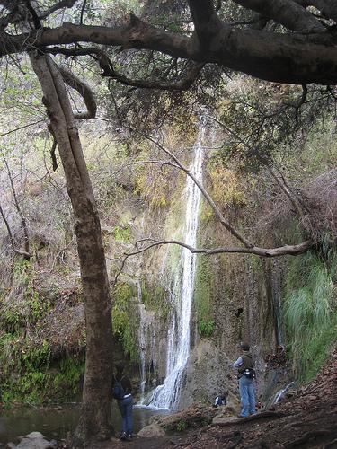 Escondido-falls