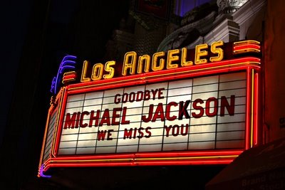 Michael jackson rip east of west la