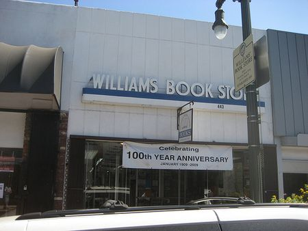 Williams bookstore san pedro