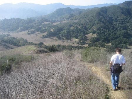 Talepop Loop Hike 110709 012